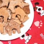Sardine Dog Biscuits