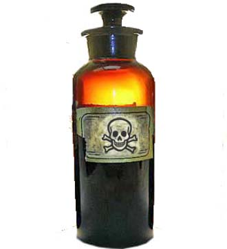 Poison prevention for dogs
