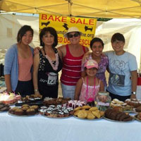 Brittany Foundation Monthly Bake Sale