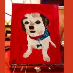 PaintNite for Dogs