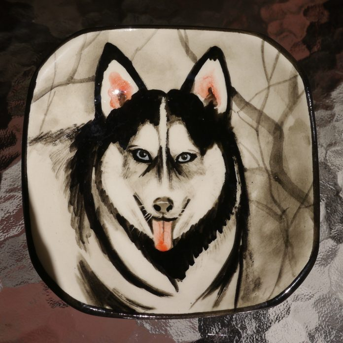 Husky-plate