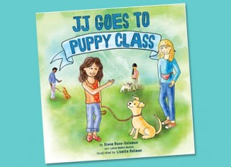 JJ Goes to Puppy Class