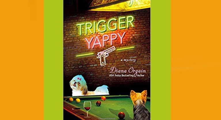 """Trigger Yappy"" is a fun-filled dog mystery"