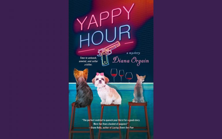 """Yappy Hour"": Murder at The Wine and Bark Bar"
